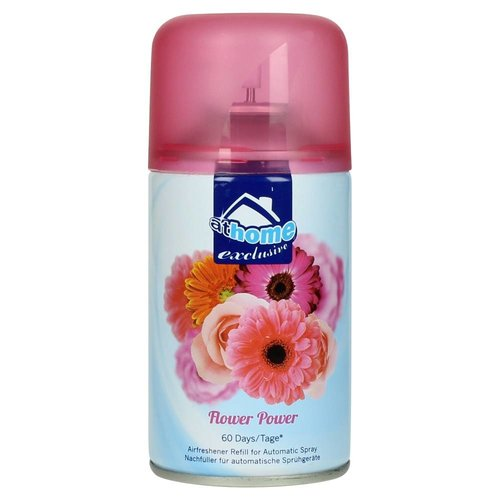 At Home At Home Automatic Refill Flower Power - 250 Ml