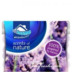At Home At Home Scents Of Nature Geur Kralen Lavender Paradise - 1 Stuks