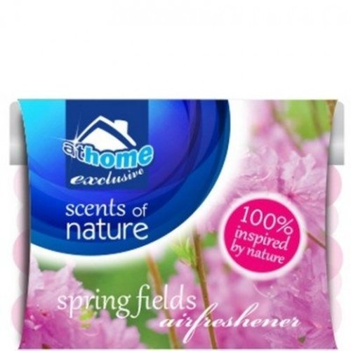 At Home At Home Scents Of Nature Geur Kralen Spring Fields - 1 Stuks