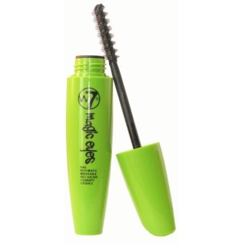 W7 W7 MASCARA MAGIC EYES BLACK - 1 STUKS