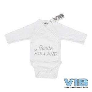 Vib Vib Baby Overslag Romper The Voice Of Holland - 1 Stuks