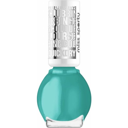 Miss sporty MISS SPORTY CLUBBING COLOURS NAILPOLISH 463 - 1 STUKS