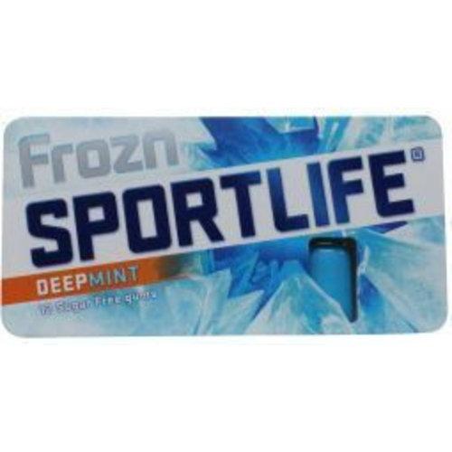 Sportlife SPORTLIFE FROZN DEEPMINT - 1 STUKS