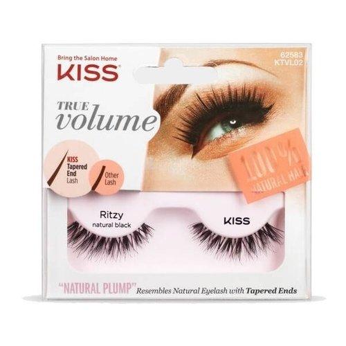 Kiss Kiss wimpers ritzy tru volume