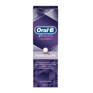 Oral Oral B Tandpasta 3d White