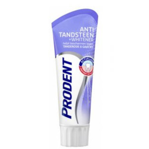 Prodent Prodent Tandpasta Anti-Tandsteen + Whitener -75 Ml