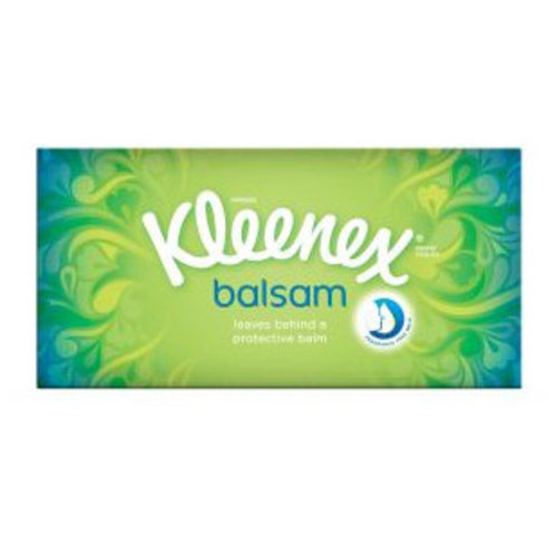 Kleenex Kleenex Tissues Balsam Box - 80 Stuks