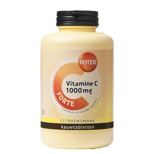 Roter Roter Vitamine C Citroen 1000mg - 50 Stuks