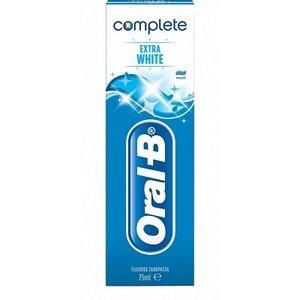 Oral B Oral B Tandpasta complete extra white 75 ml