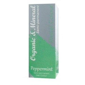 Organic Organic & Mineral Pastel Colour Peppermint - 1 Stuks