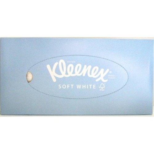 Kleenex Kleenex Tissues Soft White - 1 Stuks