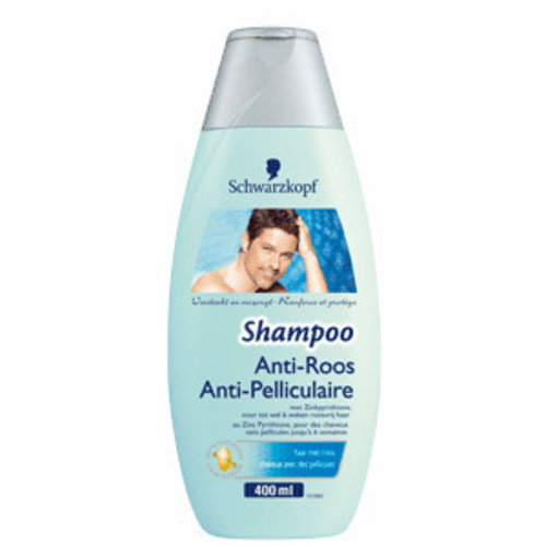 Schwarzkopf Schwarzkopf Shampoo Anti Roos - 400 ml