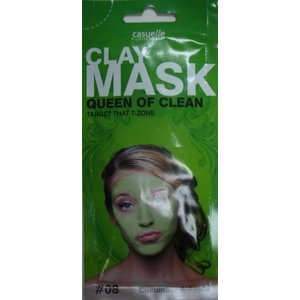 Clay Clay Mask Komkommer & Appel - 18ml