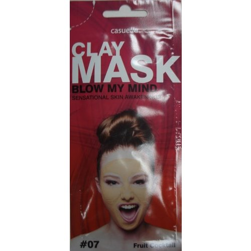 Clay Clay Mask Fruitcocktail - 18ml