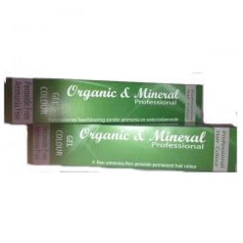 Organic & Mineral Organic & Mineral Gel Colour 8/45 Copper Mahogany - 1 Stuks
