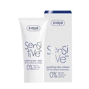 Ziaja Ziaja Sensitive Skin Dagcreme - 50 Ml