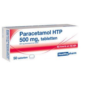 Healthypharm Healthypharm Paracetamol 500 Mg - 50 Stuks