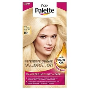 Poly Pallette Poly Palette Intensive Creme Extra Licht Blond 100 - 1 Stuks