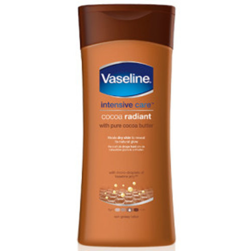 Vaseline Vaseline Bodylotion Intensive Care Lotion Cocoa Butter - 400ml