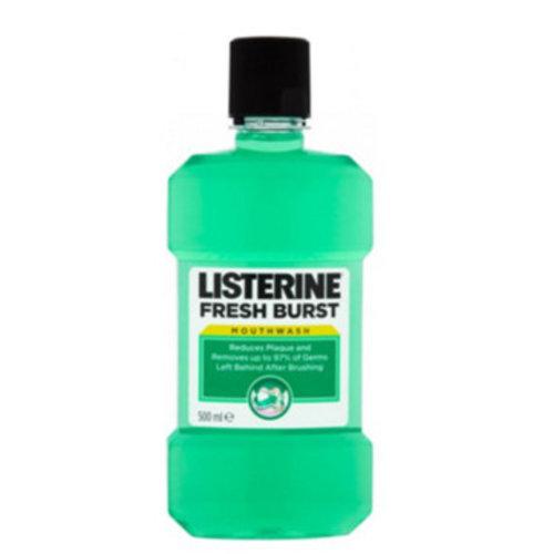 Listerine Listerine Mondwater Freshburst - 500 Ml