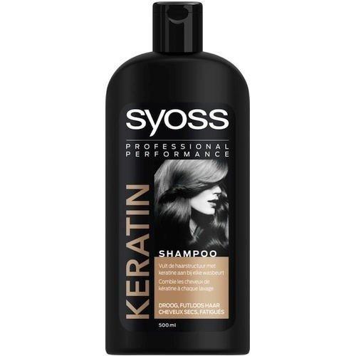 Syoss Syoss Shampoo keratine 500 ml