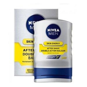 Nivea Nivea For Men Aftershave Double Action - 100 Ml