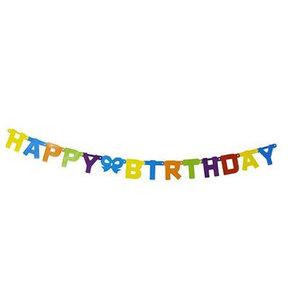 Verjaardag Verjaardag Slinger 146 Cm - 1 Stuks