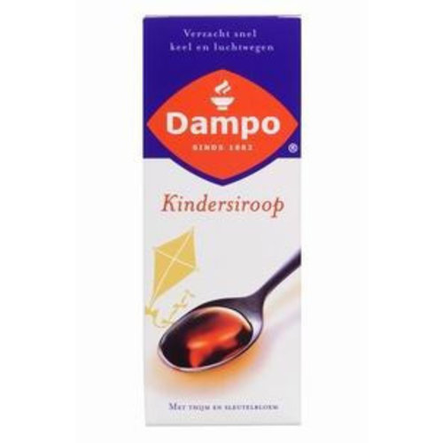 Dampo Dampo Kindersiroop 100 Ml