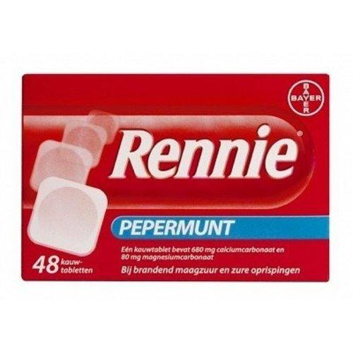 Rennie Rennie - 48 Tabletten