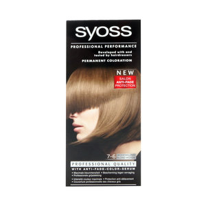 Syoss Syoss haarverf 7-6 middenblond