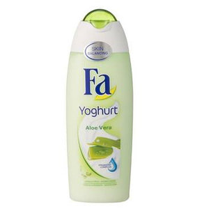 Fa Fa Douchecreme Yoghurt Aloe Vera - 250 Ml