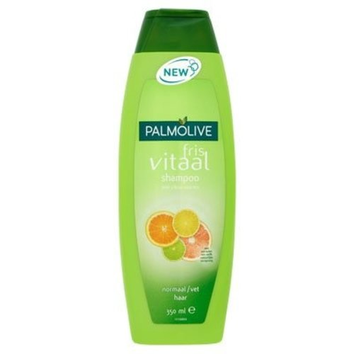 Palmolive Palmolive Shampoo Fris Vitaal - 350 Ml