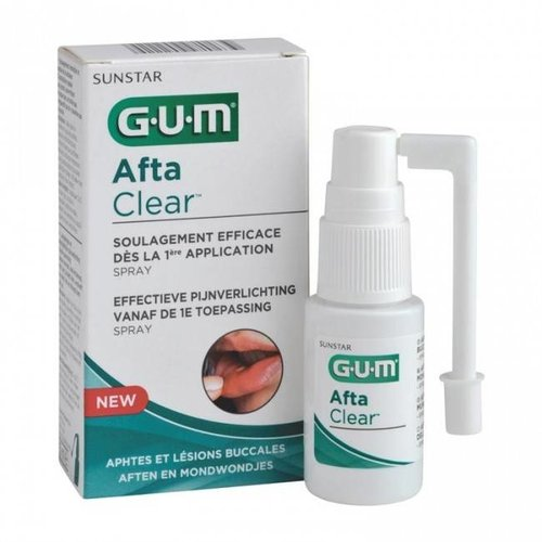 Gum Gum Aftaclear Spray - 15 Ml