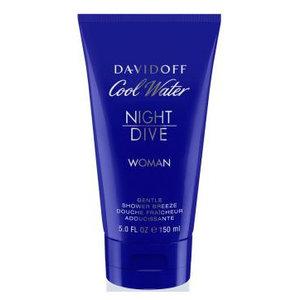DAVIDOFF DAVIDOFF COOL WATER WOMAN NIGHT DIVE SHOWERGEL - 150 ML