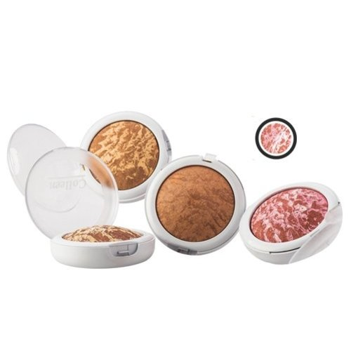 Colleen COLLEEN TERRACOTTA COMPACT POWDER & BLUSH ON - NR T2