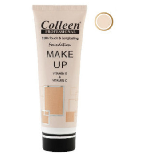 Colleen COLLEEN SATIN TOUCH & LONG LASTING FOUNDATION - NR 02