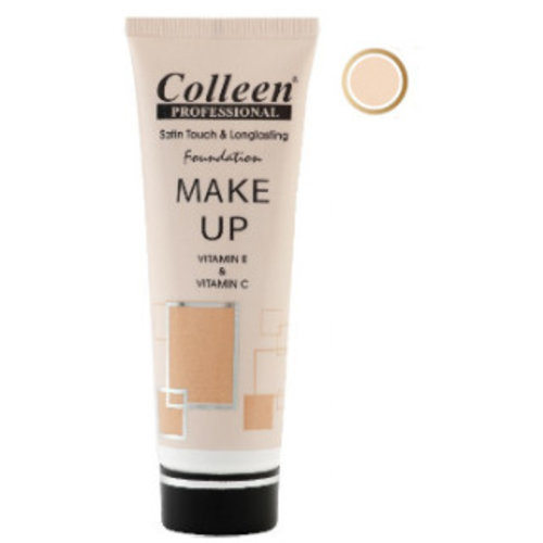 Colleen COLLEEN SATIN TOUCH & LONG LASTING FOUNDATION - NR 04