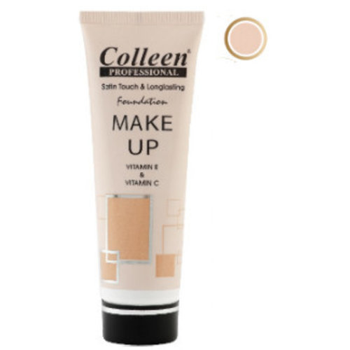 Colleen COLLEEN SATIN TOUCH & LONG LASTING FOUNDATION - NR 05
