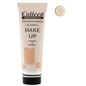 Colleen COLLEEN SATIN TOUCH & LONG LASTING FOUNDATION - NR 03