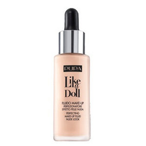 Pupa PUPA MILANO LIKE A DOLL FOUNDATION 020 LIGHT BEIGE - 30 ML