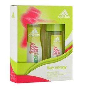 Adidas Adidas Women Frizzy Energy Geschenkset Edt 30ml & Showergel - 1 Stuks