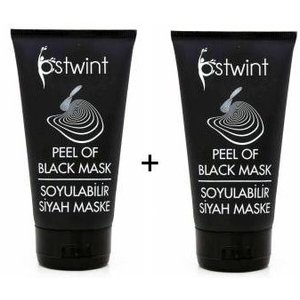 OSTWINT 1+1 Gratis !!! Ostwint Peel Off Black Mask - 150 Ml