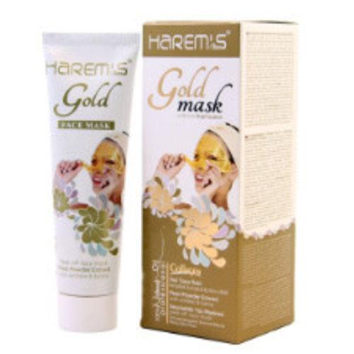 Harem's Harem's Gold Mask Peel Off Met Parel Poeder Extract - 100ml