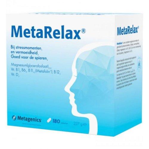 Metagenics Metagenics Metarelax - 180 Tabletten