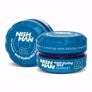 Nishman Nishman 01 Hair Styling Wax Gumgum - 150 Ml