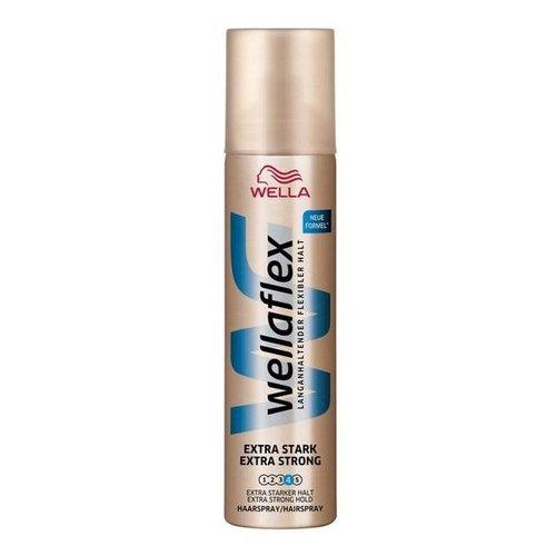 Wella Wella Wellaflex Haarspray Extra Sterk - 75 Ml