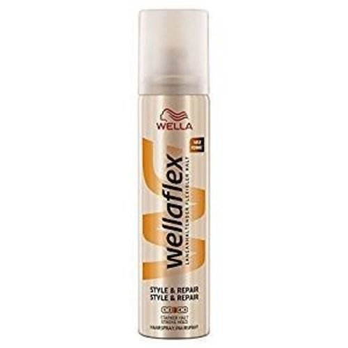 Wella Wella Wellaflex Haarspray Style & Repair Strong - 75 Ml
