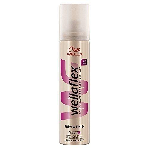 Wella Wella Wellaflex Haarspray Form & Finish Ultra Strong - 75 Ml