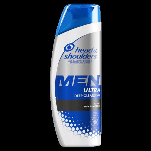 Head & Shoulders Head & Shoulders ultra Anti Roos For Men   - 250 Ml