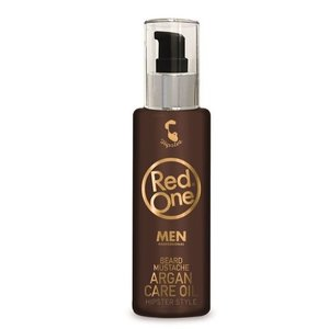Red one Red One Baard&Snor Olie - 50 Ml